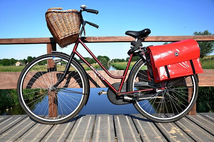 Om cykeln