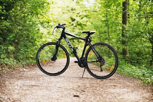 Transportera cykel på en bil